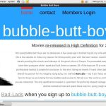Bubble Butt Boys Passwords Blog