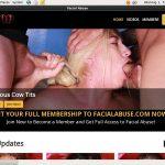 Facial Abuse Free Access
