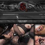 Freies Queen Snake