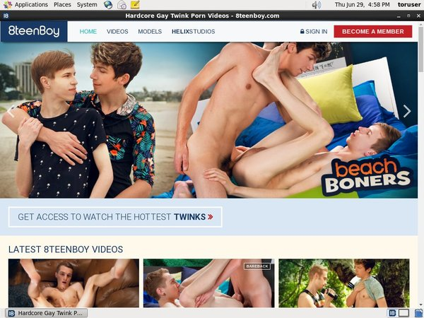 How To Join Boy Teen 8 For Free