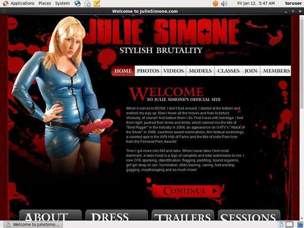 Juliesimone Full Version