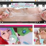 Lollipop Girls Porn Account