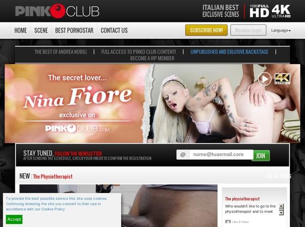 PinkO Club Big Tits