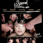 Sperm Mania Pay Site