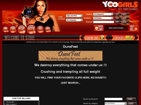 Yoogirls.com Sign Up Again