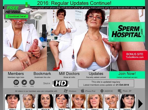 Promo Code Sperm Hospital