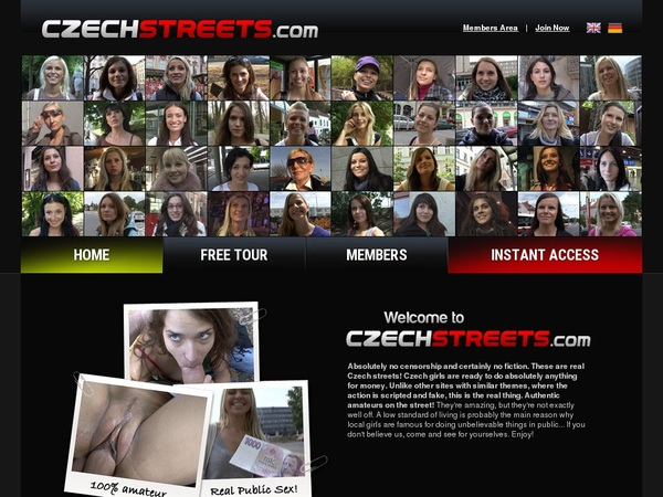 Czechstreets Free Trial Tour