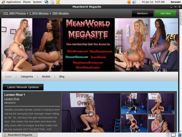 Members Mean World MegaSite