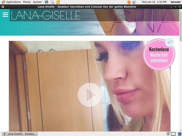 Premium LanaGiselle Account Free