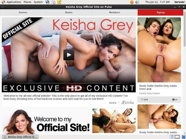 Keisha Grey Network